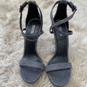Sparkly Michael kors going out heels